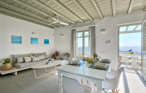 Villa Alkyon for rent in Mykonos