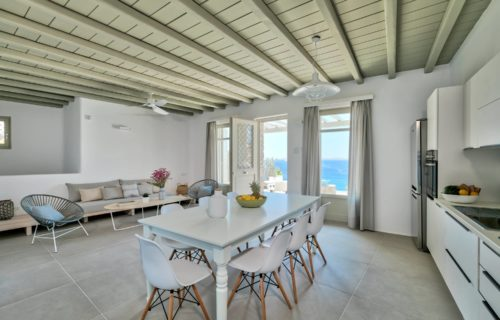 Villa Harmony for rent in Mykonos